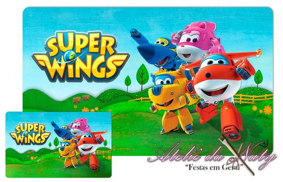 Jogo de super wings