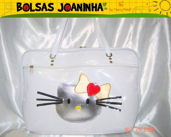 Bolsa Professora Hello Kitty