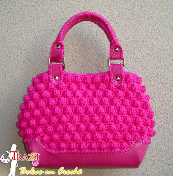 Bolsa D G Mini - Pink no Elo7   TRAZZI (D047A) 906b5e4033