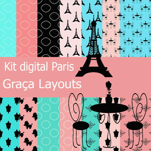 Kit Digital Paris