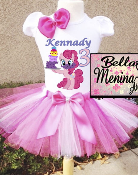 Kit Saia Tutu MY little Pony