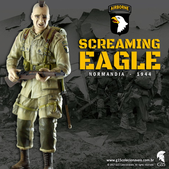 Screaming Eagles - Normândia 1944