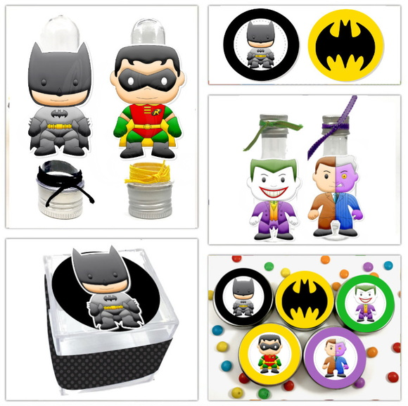 Kit Festa Premium - Batman