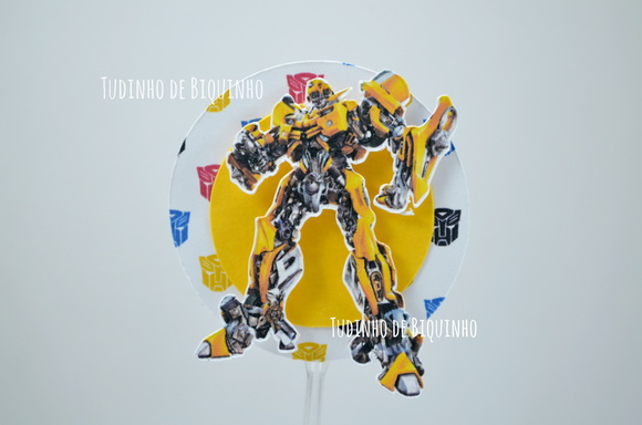 Toppers Transformers (com 10und)