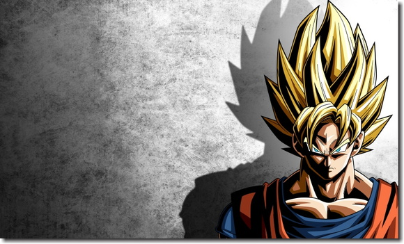 Quadro Decorativo Dragon Ball Goku 1pç