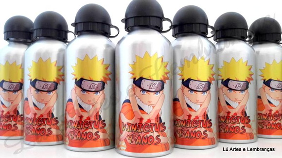 Squeeze Naruto 500ml