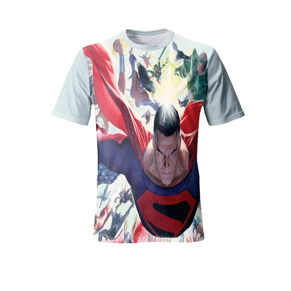 Camiseta do Superman - Adulto