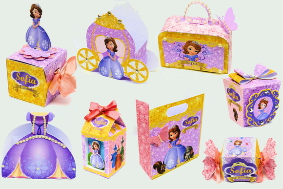KIT PRINCESA SOFIA PDF