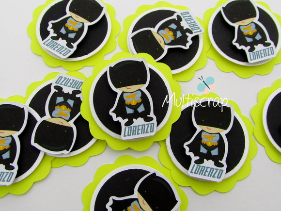 TAG 4 cm BATMAN CUTE