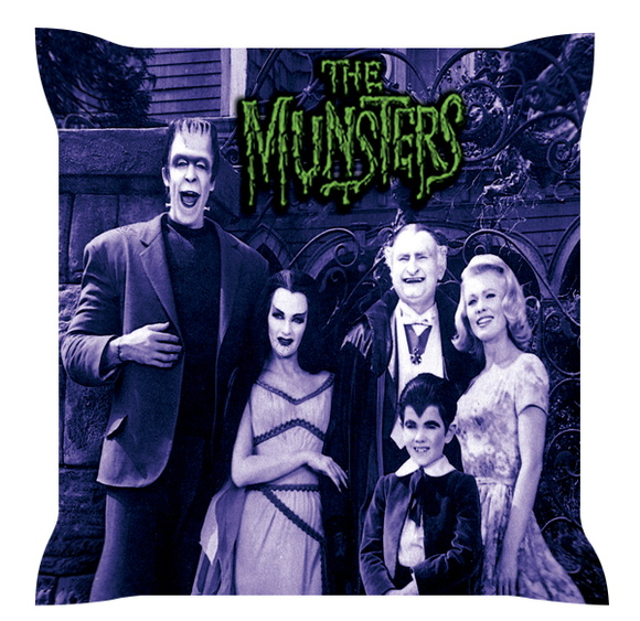 Almofada The Munsters