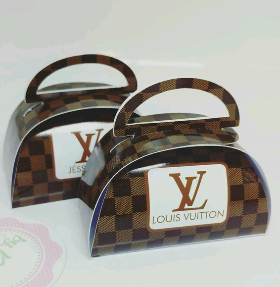 Kit caixas Louis Vuitton