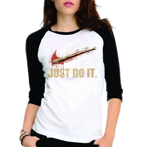 Camiseta Walking Dead Lucile Just Do It