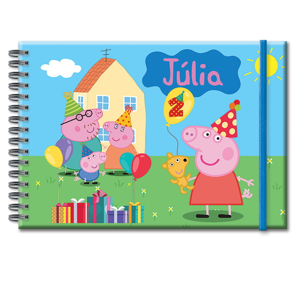 Álbum de Fotos P | Peppa Pig