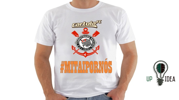 camiseta Cartola F.C. - seu time