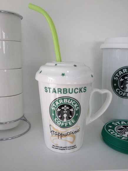 Caneca Capuccino Coffee Starbucks