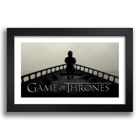 Quadro Game Of Thrones 67x47cm Serie G9