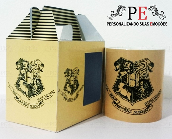 Caneca Harry Potter 0539