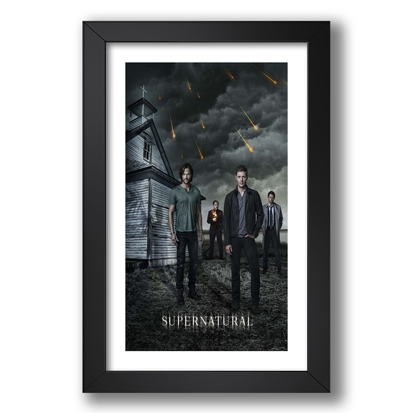 Quadro Supernatural terror Serie TV G9
