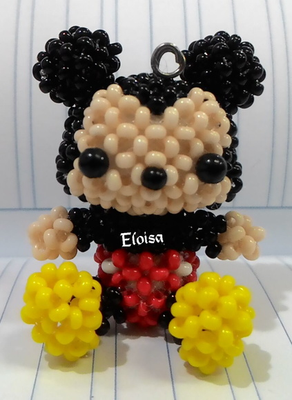 chaveiro mini mickey