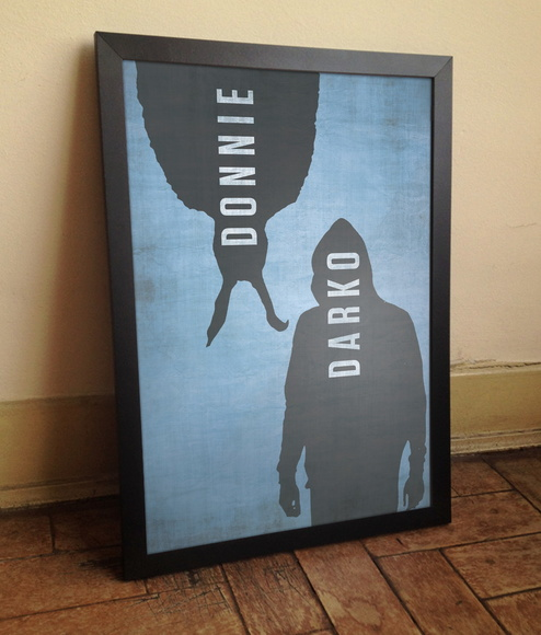 Quadro Donnie Darko A3