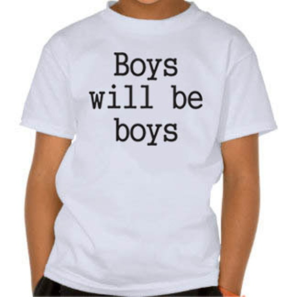 Boys Will Be Boys Branca