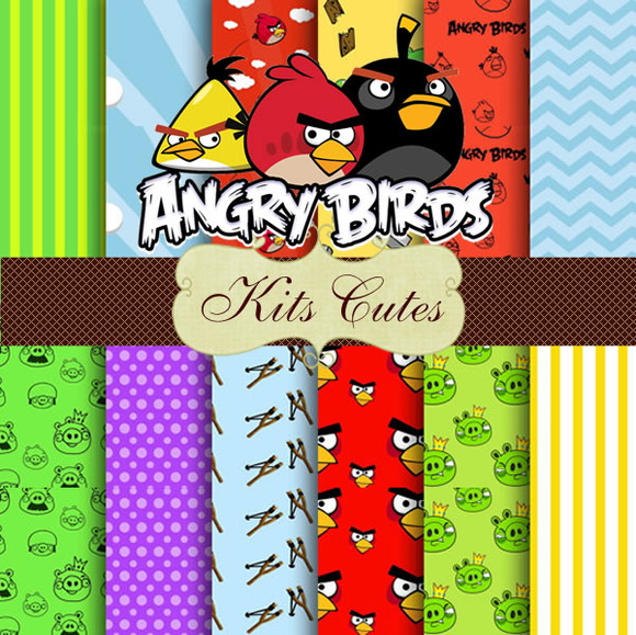 Kit Digital Angry Birds 03