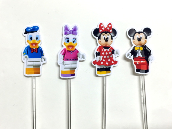 Toppers LEGO DIsney