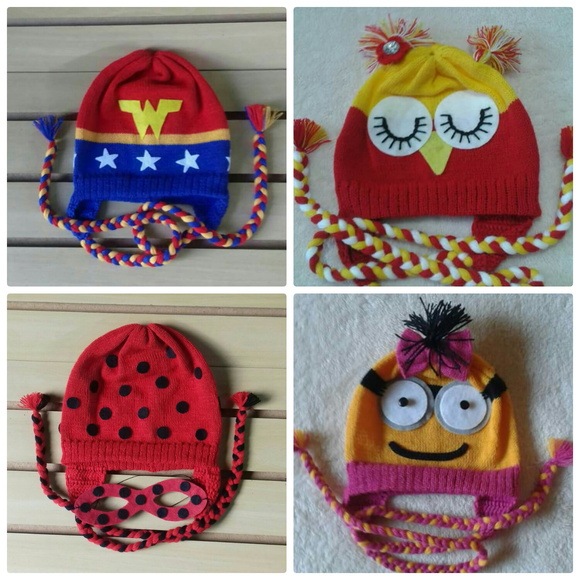 Gorro personages !