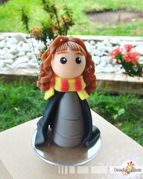 Hermione chibi - Harry Potter