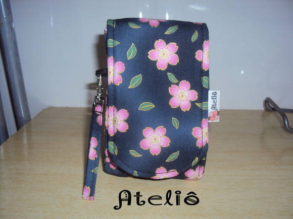 Case iPhone - iPad - Celular (com bolso)