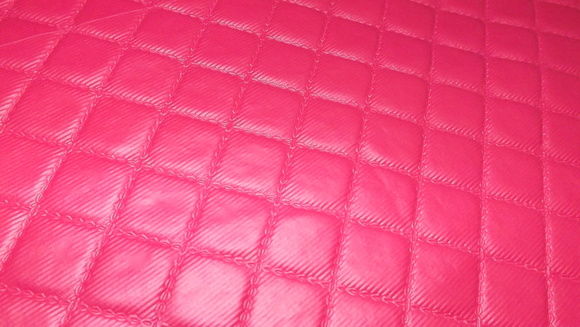 Courino/PVC Patch Rosa Pink