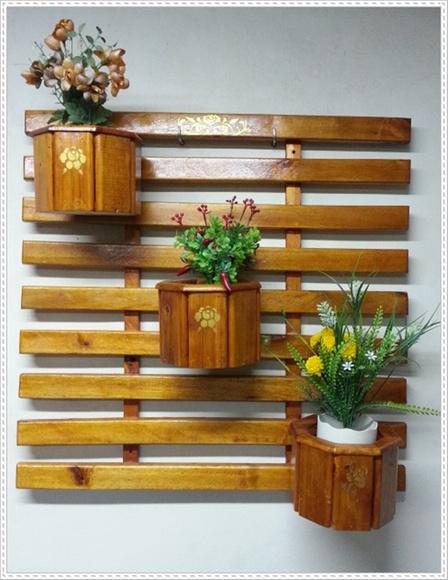 Suporte para planta elo7 - Pedestal para plantas ...