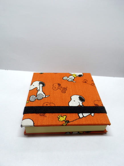 Bloco Post it Snoopy Laranja