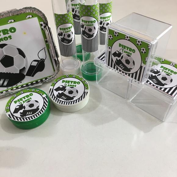 2f6e3fd7ef915d Lembrancinha Futebol no Elo7 | Manifesta (9F249C)