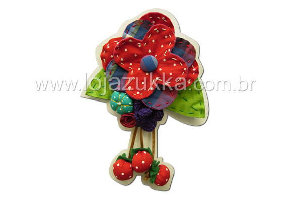 Broche Floral 01
