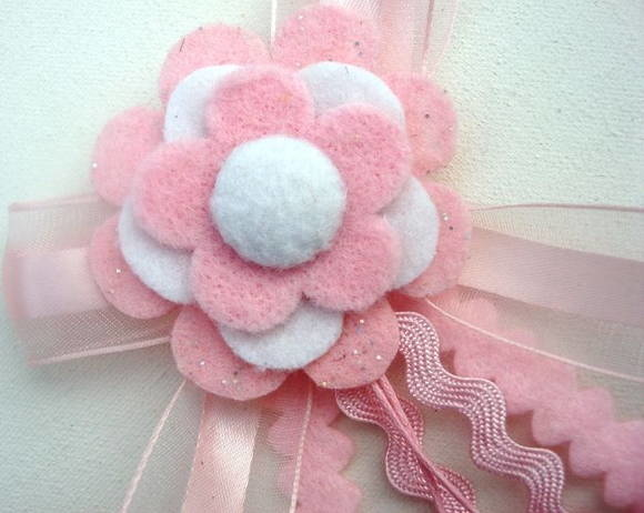 Broche Romantic II