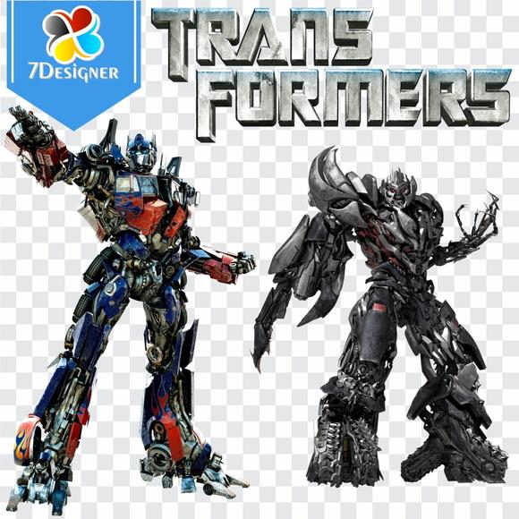 Kit Digital Transformers Em PNG No Elo7