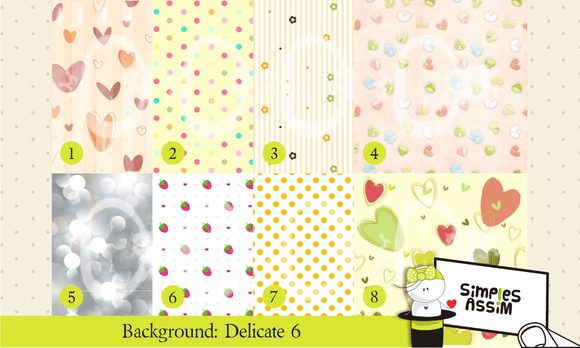 Background Delicate 6