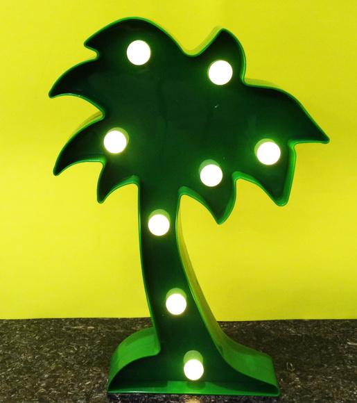 Luminária De Led Decorativa Coqueiro 8 Leds Festa Decoraç u00e3o no Elo7 Charme Decoraç u00e3o (A51BF3)