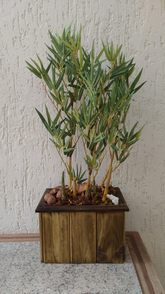 Bamboo Decorativo artificial!
