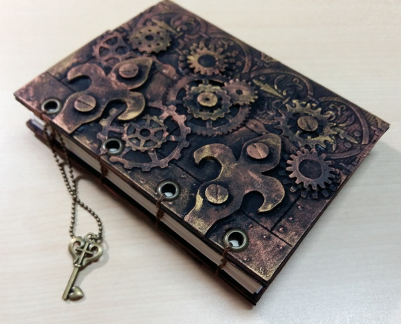 Sketchbook Steampunk II