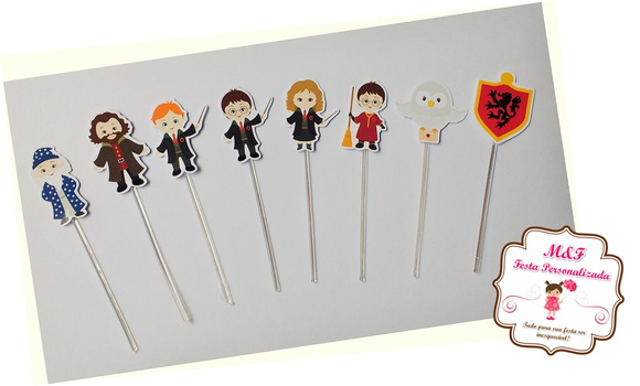 Toppers Harry Potter
