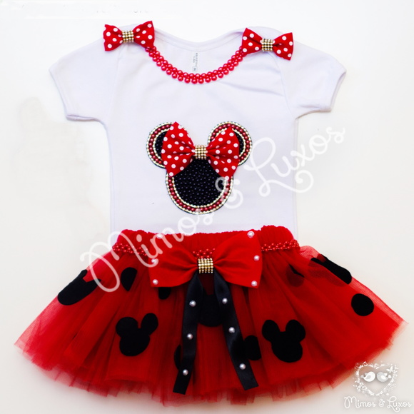 Minnie de luxo