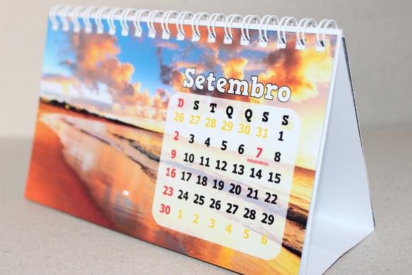Calend rio de mesa personalizado 2018 no elo7 jk produ es a76e63 - Plantilla calendario de mesa ...