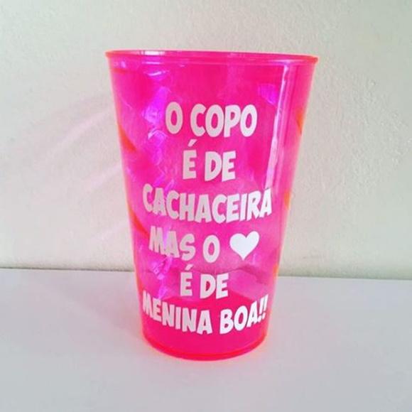 Copo Frases Cachaca Elo7