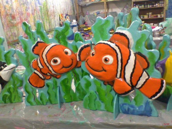 Displays Nemo