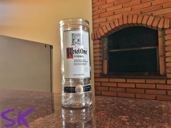 Super copo de garrafa ketel one 775ml no elo7 sk eco for Super copo