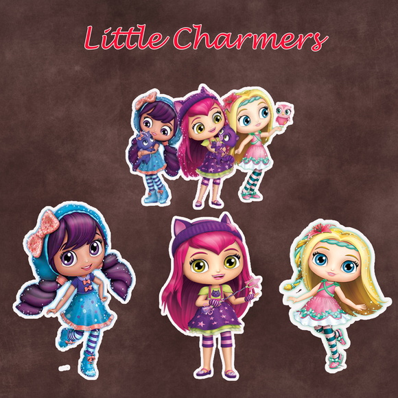 Recortes - Little Charmers