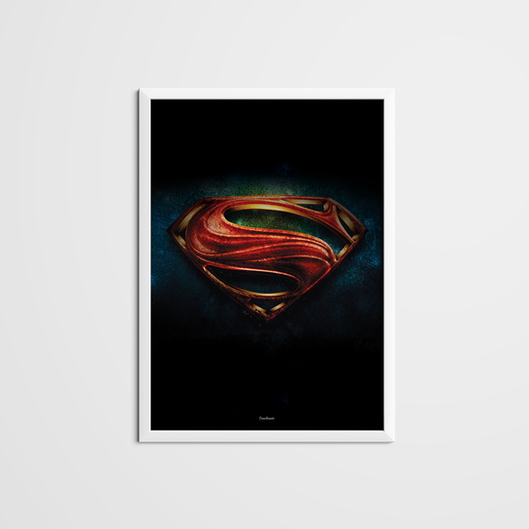 Poster Marvel Superman