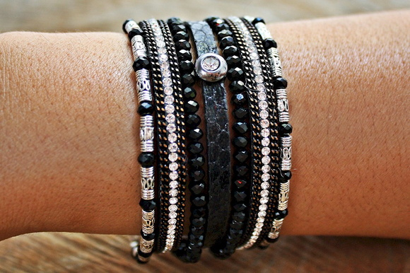 Bracelete Dark Shine